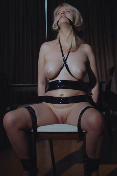 Model Mary Lin in Getting Freed 2